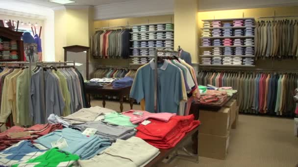 Inside a clothing boutique (2 of 2)