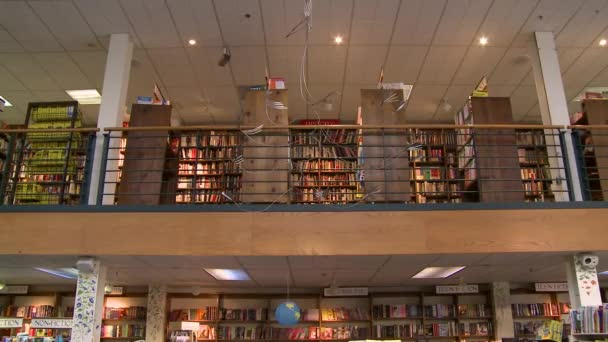 Inside a good bookstore (3 of 3)