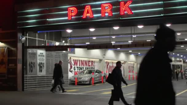 Garage stock videos royalty free garage footages for New york city parking garage