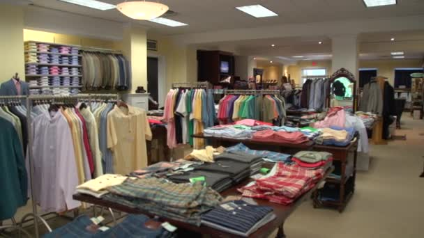 Inside a clothing boutique (1 of 2)