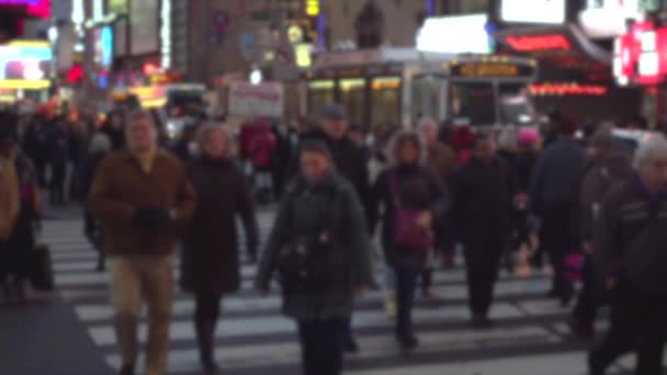 people walking on the street in New York