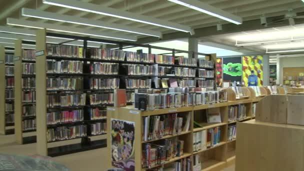 Knihy knihovny (část 1 ze 2)
