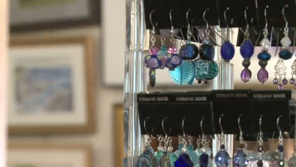Handcrafted jewelry in a store (1 of 1)