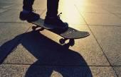 Fotografie Skateboarden Skateboarder