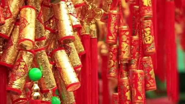 Čínský Nový rok dekorace