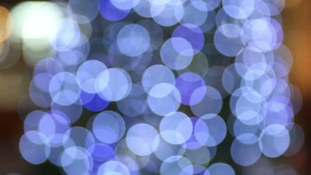 Karácsonyi fények háttér