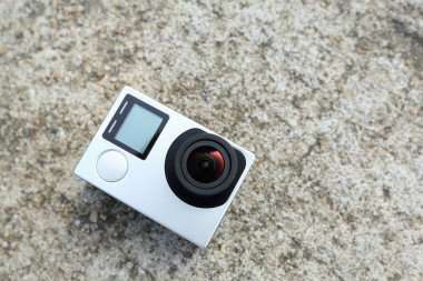 Action camera object