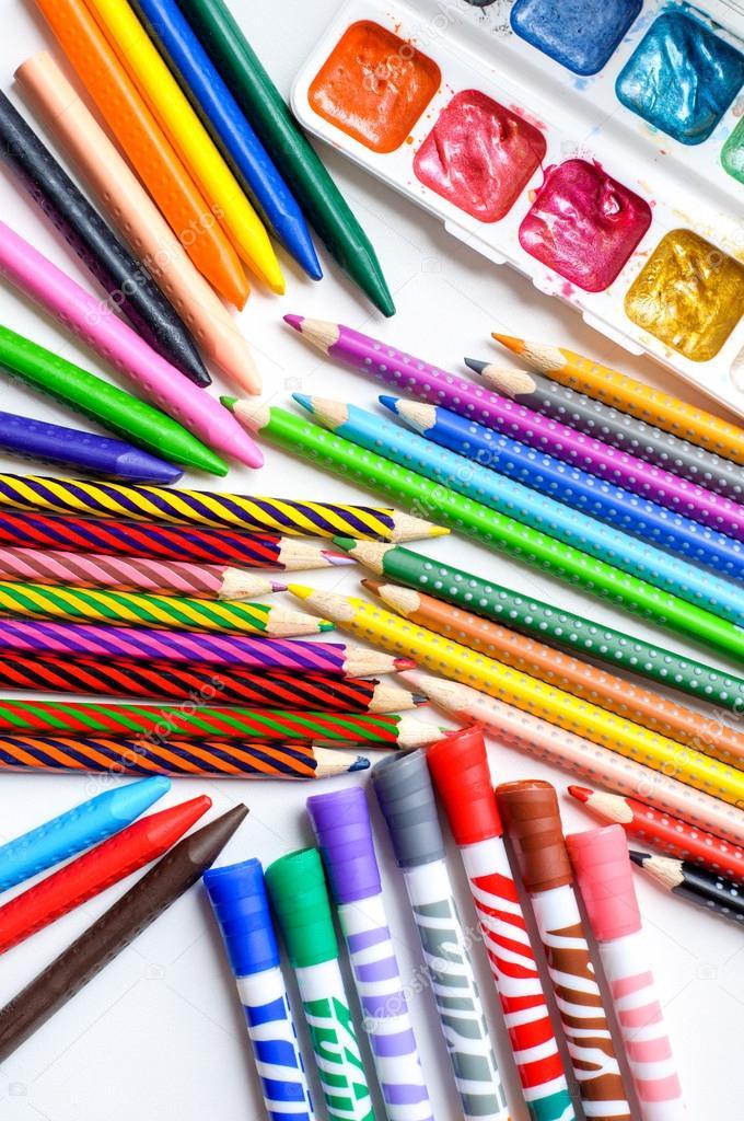 Marcadores De Colores Profesionales Lápices De Colores