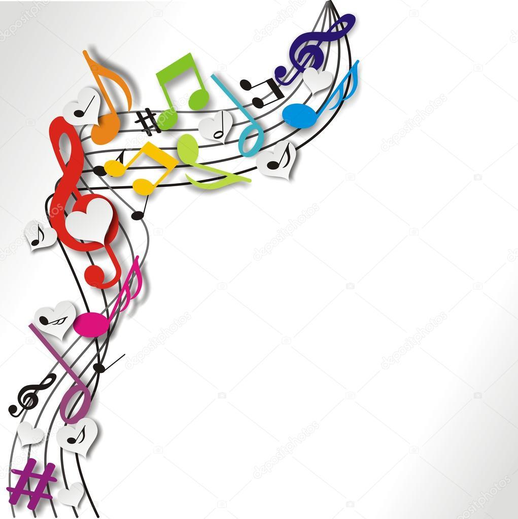 musik background stock vector lienchen020 2 60887693. Black Bedroom Furniture Sets. Home Design Ideas