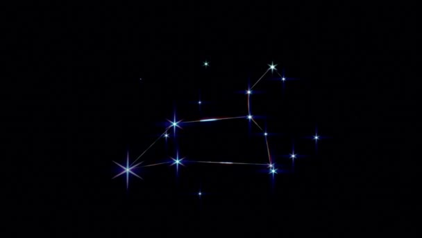 Realistic Leo 1 of the 12 constellations of the zodiac.