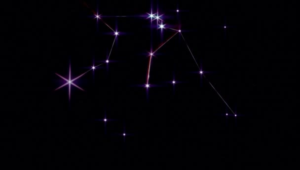 Realistic Aquarius 1 of the 12 constellations of the zodiac.