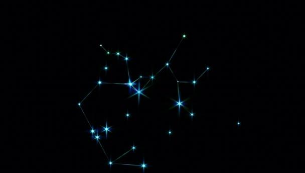 Realistischer Schütze 1 der 12 Sternbilder des Tierkreises.