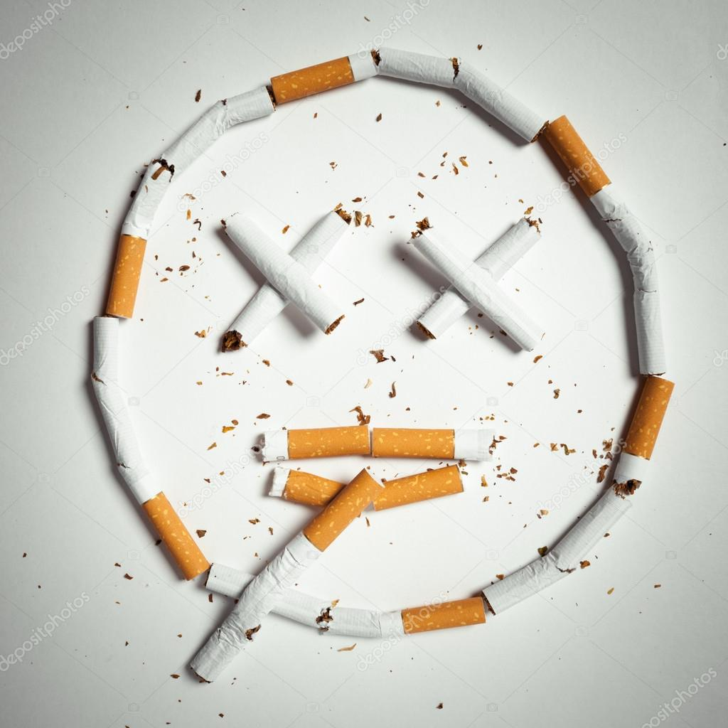 What are cigarettes made of? 36