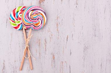 Two tasty Lollipops