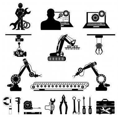 Automation in production line