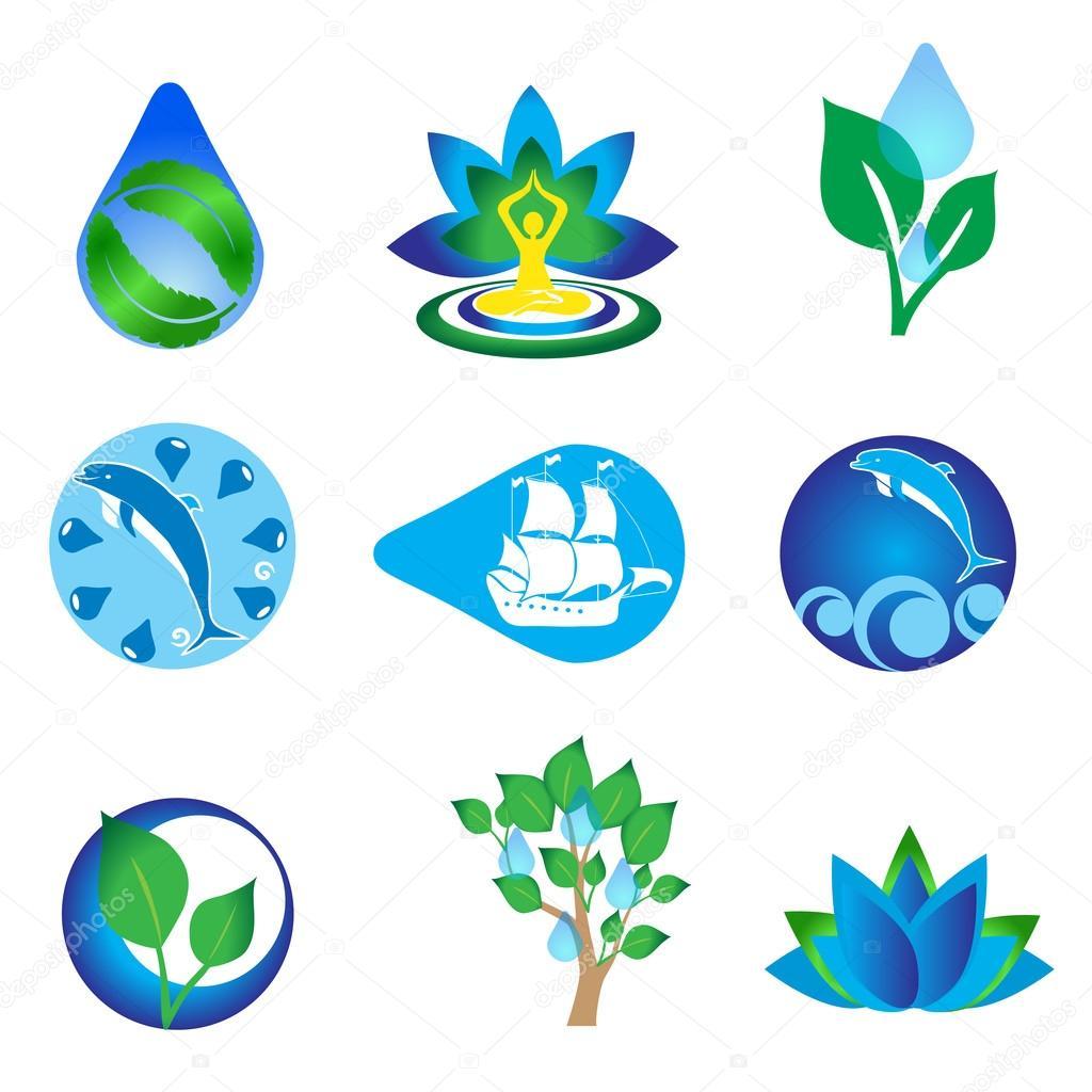 Safe world community logo icon
