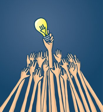 Innovation entrepreneurs struggling for an original idea