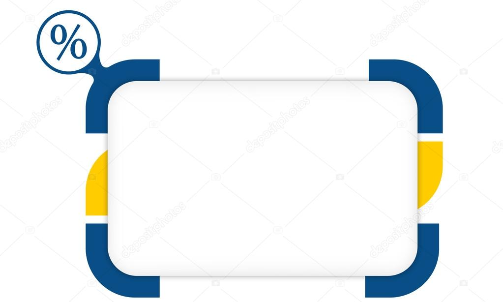 Caixa De Vetor Para Preencher Seu ícone De Texto E Por