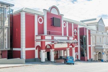 Opera House and Barn Theatre in Port Elizabeth