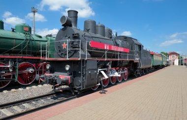 locomotive EM 740-57