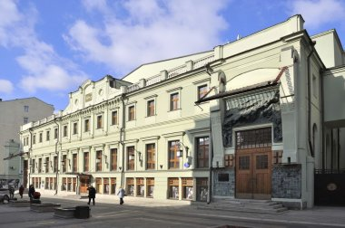 Moscow Academic Art Theater named A.P. Chekhov