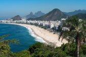 Fotografie Scenic view of Copacabana beach