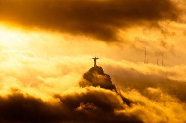 Corcovado Mountain with Christ the Redeemer Statue