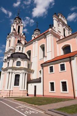 St. Catherine Church in Vilnius
