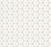 Sechsecke grau Vektor einfache nahtlose Muster