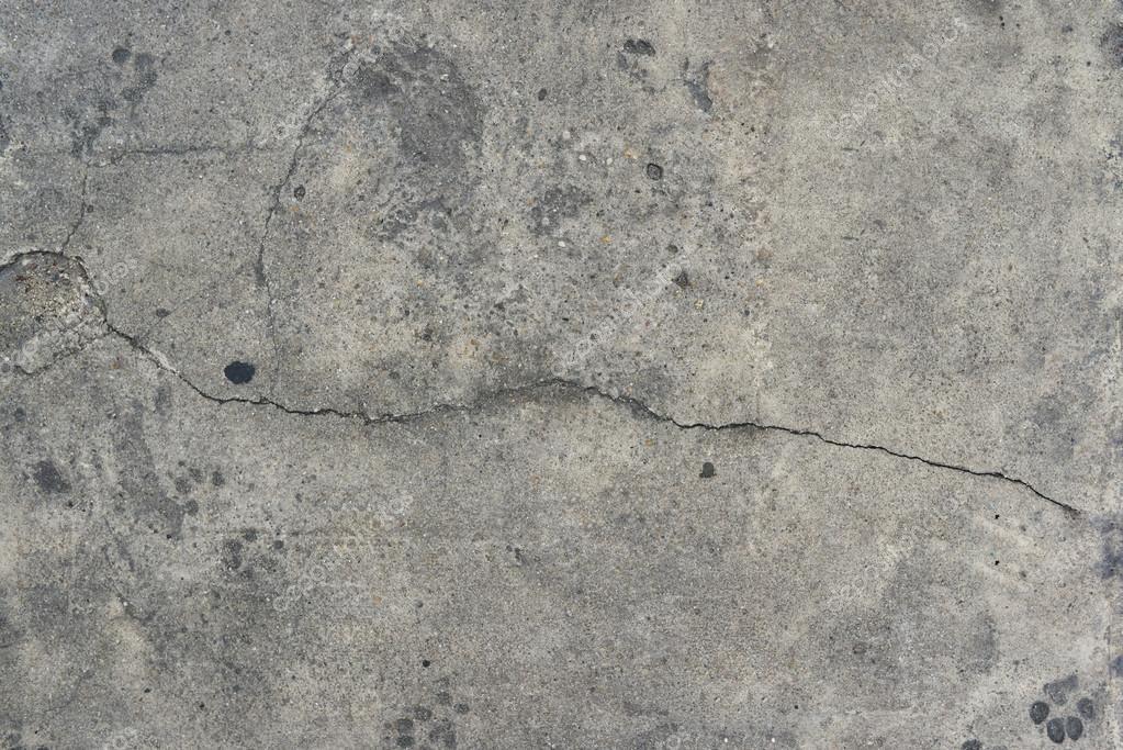 Pared cemento concreto grunge con crack en edificio - Paredes de cemento ...