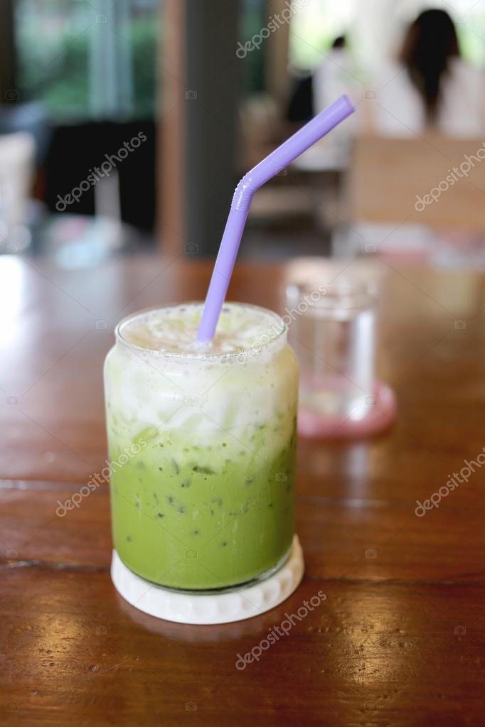 groene thee koud drinken