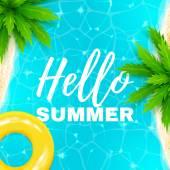 Fotografie Hallo Sommer Banner