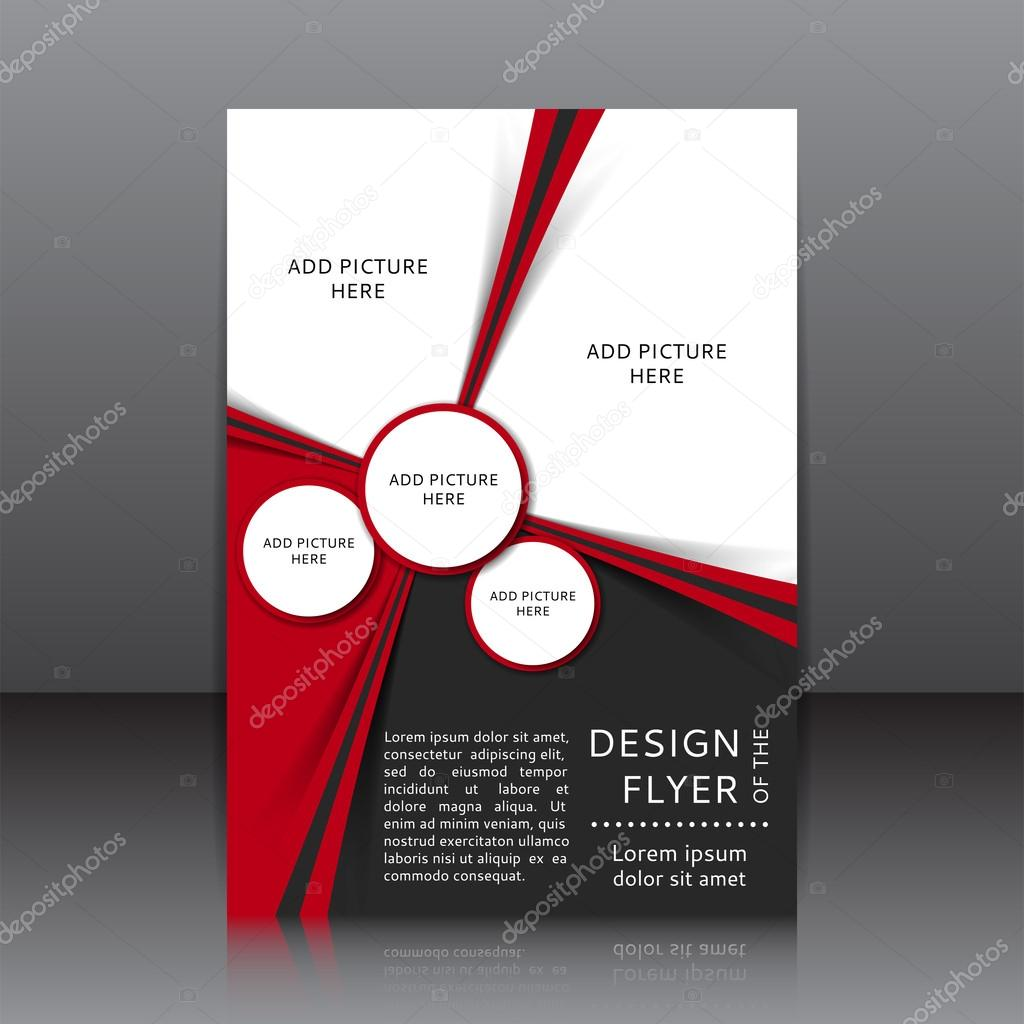 Vector design of the flyer