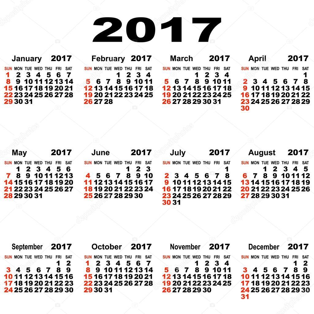 Bir Calendar September 2019