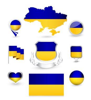 Ukraine Flag Collection