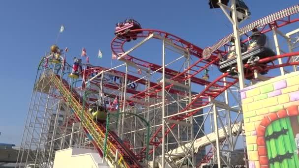Retro Roller coaster