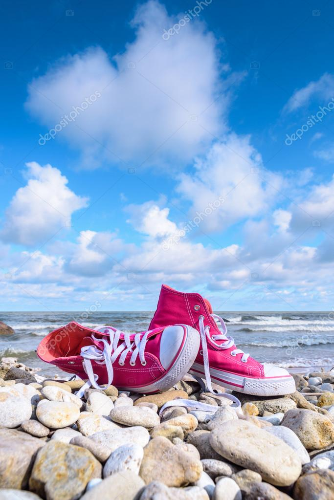 beach — Stock Photo © styf #92386562