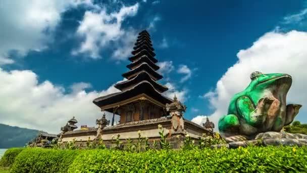 chrám Pura Ulun Danu Bratan