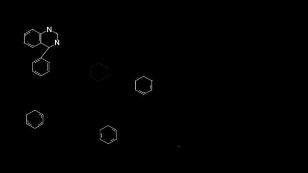 animierte chemische Formeln