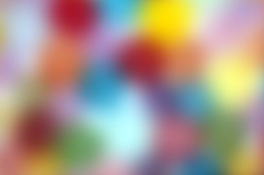 Abstract Blurred Colors Mix Background 6