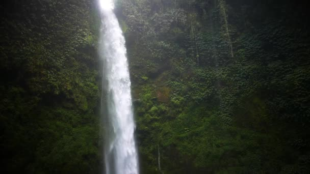 Velký vodopád v tropech