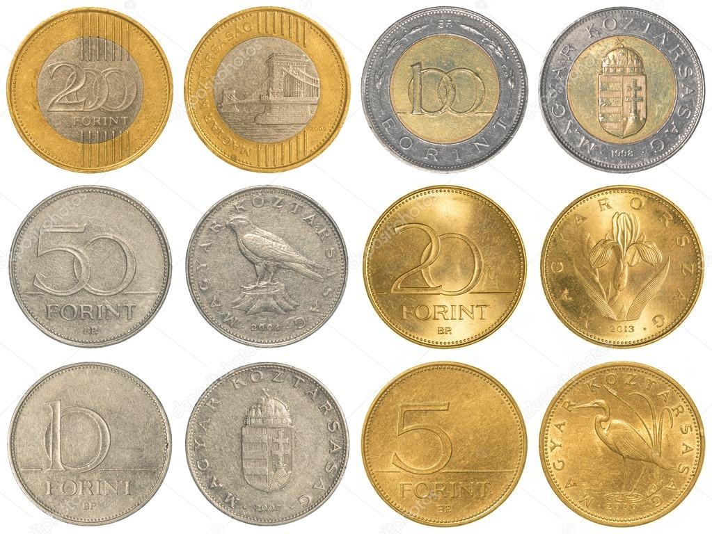 piece de monnaie forint
