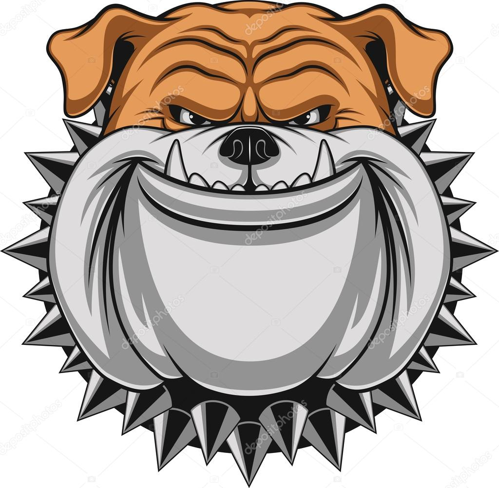 Angry Dog Stock Vector 169 Andrey Makurin 76957593