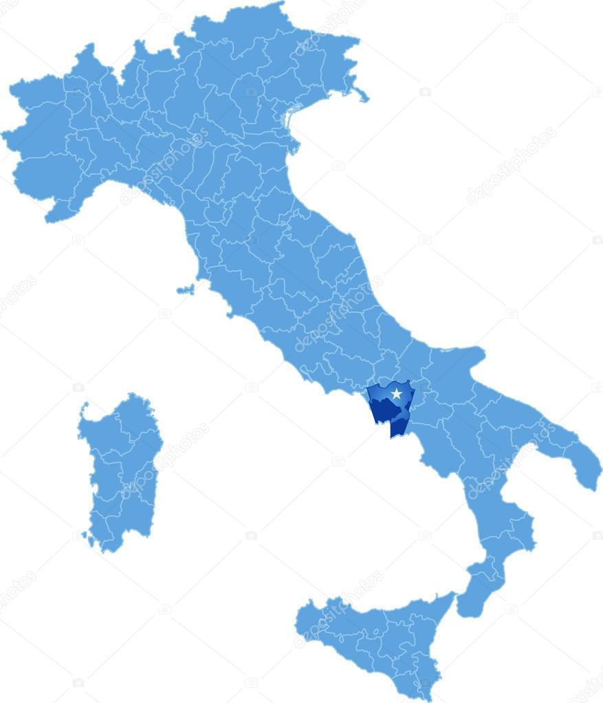 e7418c0175514 Mapa de Italia