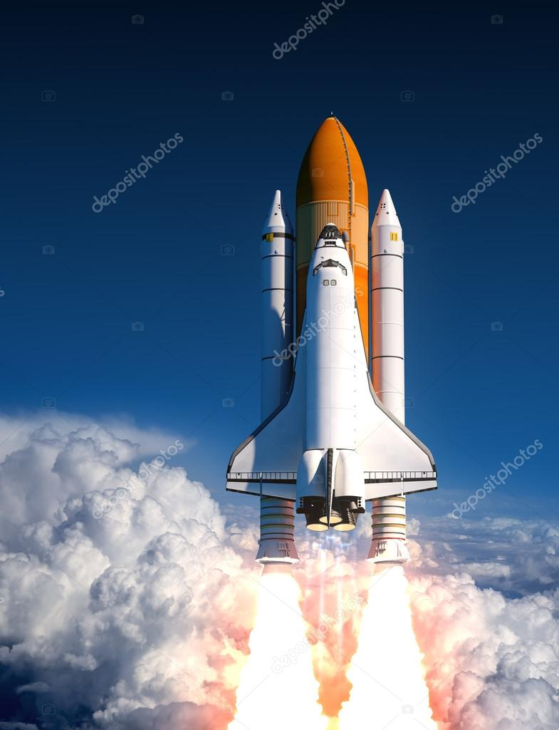 space shuttle landing on the shard - photo #15