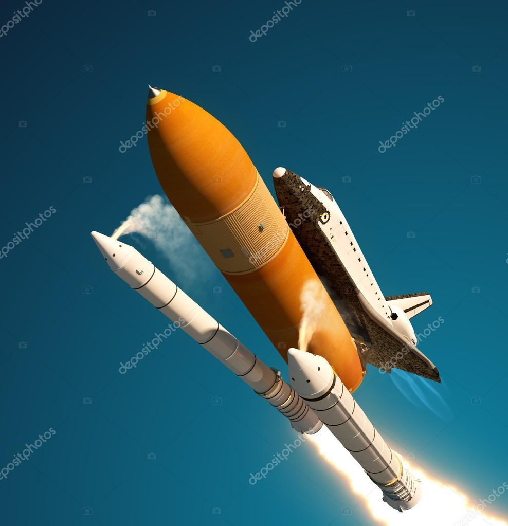 スペースシャトルの固体ロケット...