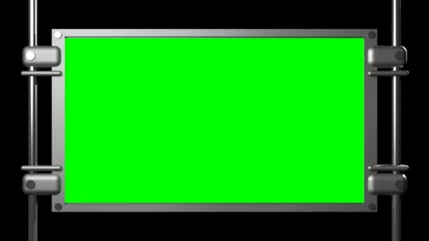 3d transitions (green screen)