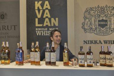 Whisky Dram Festival in Kiev, Ukraine