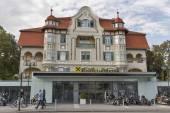 Jährliche Velden European Bike Week-Festival in Österreich