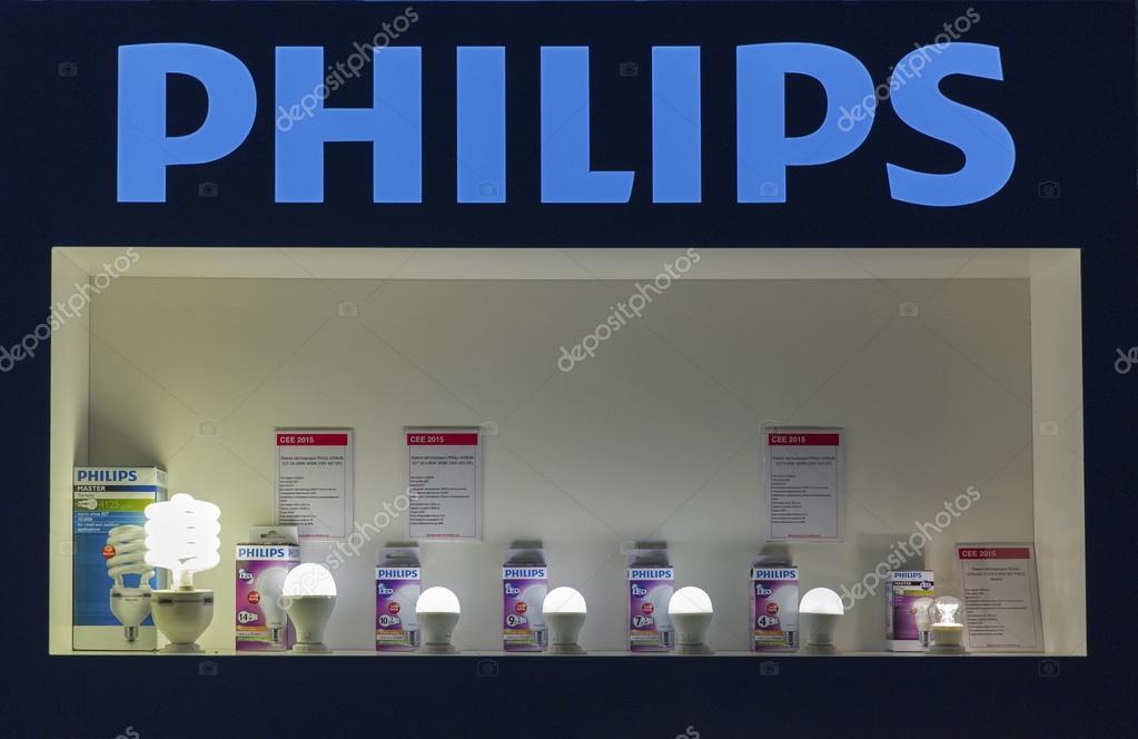 Philips verlichting bedrijf stand op Cee 2015, de grootste ...